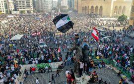 استقالة الحكومة لم تطفئ غضب اللبنانيين على الطبقة الحاكمة