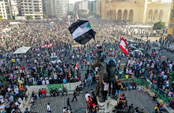 Photo of استقالة الحكومة لم تطفئ غضب اللبنانيين على الطبقة الحاكمة