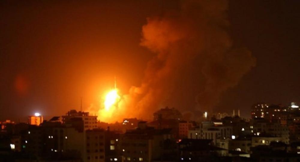 Photo of طائرات إسرائيلية تقصف موقعا للمقاومة شمال القطاع