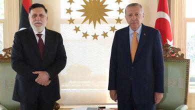 Photo of لقاء مغلق بين أردوغان والسراج في إسطنبول.. واتفاقية جديدة