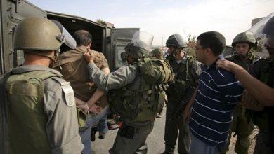 Photo of الاحتلال يعتقل عدة مواطنين في الضفة