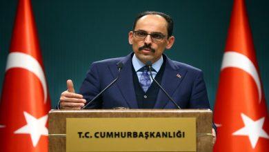 Photo of الرئاسة التركية: التلويح الأوروبي بالعقوبات والابتزاز غير مجد