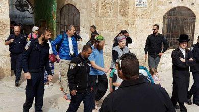 """Photo of مستوطنون يقتحمون الأقصى و""""جماعات الهيكل"""" تدعو لتوسيع الاقتحامات"""