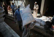 """Photo of """"أونروا"""" تعيد افتتاح 11 مركزا ثابتا لتوزيع المساعدات الغذائية بغزّة"""