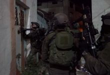 Photo of مداهمات واعتقالات في مناطق متفرقة بالضفة