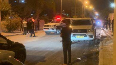 Photo of إصابة رجل في جريمة إطلاق نار في جلجولية