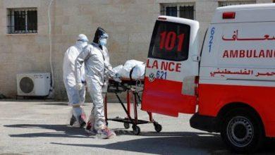 "Photo of الضفة: 5 وفيات و726 إصابة جديدة بفيروس ""كورونا"""