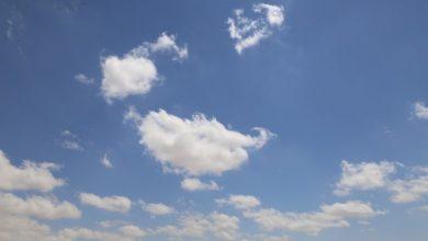 Photo of حالة الطقس: كتلة هوائية شديدة الحرارة تبدأ اليوم