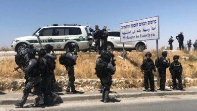 Photo of الاحتلال يعتقل سيدة وزوجها من العيسوية