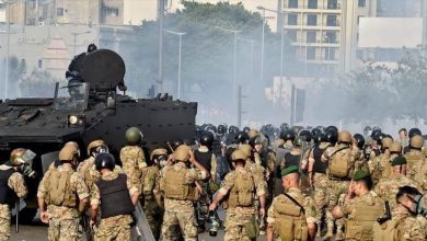 Photo of مقتل جنديين بهجوم مسلح شمالي لبنان
