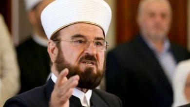 Photo of الأمين العام لعلماء المسلمين: مفتي مصر يحرّض على مسلمي أوروبا
