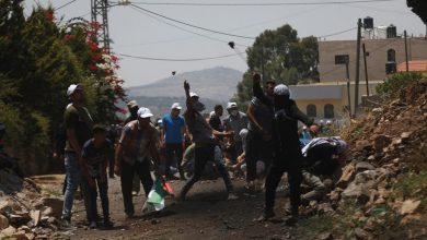 Photo of إصابات بالرصاص المعدني والغاز في مسيرة كفر قدوم الأسبوعية