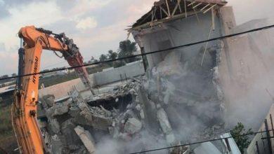 Photo of الاحتلال يهدم بناية قيد الانشاء في حي الطور شرق القدس