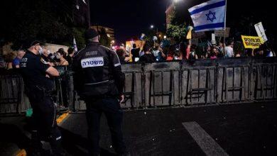Photo of للأسبوع الـ22: آلاف الإسرائيليين يتظاهرون للمطالبة باستقالة نتنياهو