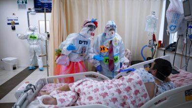 Photo of كورونا إسرائيليا: 569 إصابة جديدة بكورونا السبت