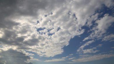 Photo of حالة الطقس: درجات الحرارة تنخفض وأمطار غزيرة اليوم