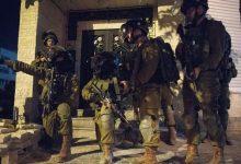 Photo of الاحتلال يعتقل خمسة شبان من نابلس