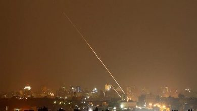 "Photo of إطلاق قذيفة من قطاع غزّة نحو ""إشكول"""