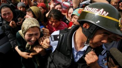 """Photo of """"رايتس ووتش"""" : الصين تستخدم برمجية لرصد سلوكيات مسلمي الإيغور واعتقالهم"""