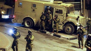 Photo of الاحتلال يشن حملة اعتقالات لمواطنين بالضفة