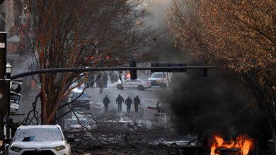 Photo of عثرت على أشلاء بشرية.. الشرطة الأميركية تواصل التحقيق في تفجير ناشفيل
