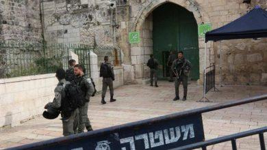 Photo of الاحتلال يعتقل مقدسيا جريحا أثناء خروجه من الأقصى