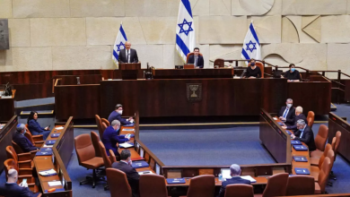 Photo of الكنيست الإسرائيلي توافق بالقراءة التمهيدية على قانون حلها