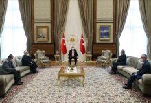 Photo of أنقرة.. الرئيس أردوغان يستقبل الشيخ عكرمة صبري