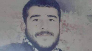 Photo of شهيد أثناء ملاحقة الاحتلال للعمال قرب طولكرم