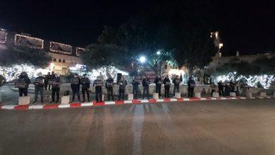 Photo of الناصرة: وقفة غضب ضد جرائم القتل وفوضى السلاح وصلاة غائب على روح الشهيد أبو نجم