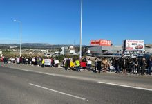 Photo of طمرة: إغلاق شارع 70 في تظاهرة احتجاجية ضد العنف والجريمة