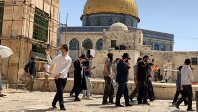 """Photo of """"جماعات الهيكل"""" تستعد لاقتحام مركزي للأقصى غدًا"""