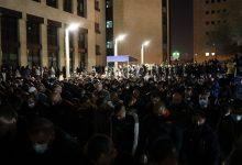 "Photo of ""ماحش"" تزعم انها فتحت تحقيقًا حول اجرام الشرطة ضد المتظاهرين في أم الفحم"