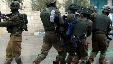 Photo of الاحتلال يعتقل 8 مواطنين بالضفة والقدس