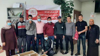 Photo of أم الفحم: طلاب مدرسة المفتان المهنية يشاركون ويبدعون في يوم الاعمال الخيرية