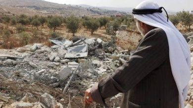 Photo of القدس: الاحتلال يهدم منزلين قيد الإنشاء في قرية العيسوية
