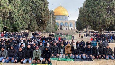 """Photo of """"حماس"""": المعركة من أجل """"الأقصى"""" مستمرة حتى تحريره"""