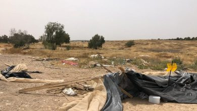 Photo of السلطات الإسرائيلية تقتحم العراقيب فجرا وتستفز الأهالي