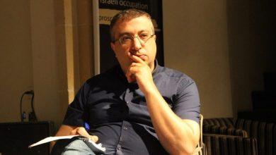 """Photo of د. مهند مصطفى في لقاء مع """"المدينة"""" حول نتائج الانتخابات الأخيرة"""