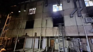 Photo of عشرات القتلى والجرحى إثر حريق بمستشفى لمرضى كورونا في بغداد