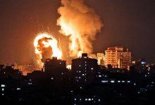 Photo of 30 شهيدا حصيلة العدوان على غزة حتى اللحظة