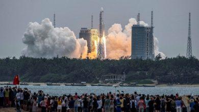 Photo of الصين تعلن تفكك صاروخها الفضائي فوق بحر العرب