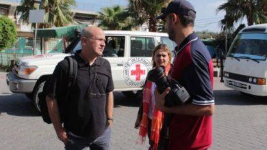 "Photo of ""الصليب الأحمر"": الوصول لمشافي غزة بات معقدا"