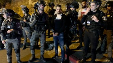 Photo of الشيخ جراح: تواجد مكثف للجيش الاسرائيلي واعتقالات