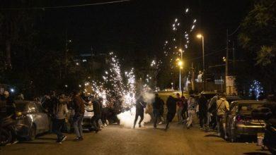 Photo of اللجنة الشعبية في قلنسوة تستنكر الاعتداء الغاشم على الأهل في الشيخ جراح.