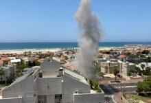 Photo of إصابة 8 بنايات بأسدود وعسقلان ب 40 مقذوفة أطلقت من غزة خلال دقائق