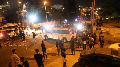 Photo of الاحتلال يعتدي على الاهالي والمعتصمين في الشيخ جراح