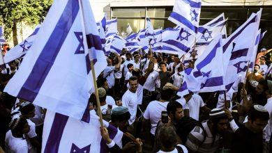 """Photo of دعوات فلسطينية للتصدي: مستوطنون ينوون تنظيم """"مسيرات أعلام"""" بالضفة"""