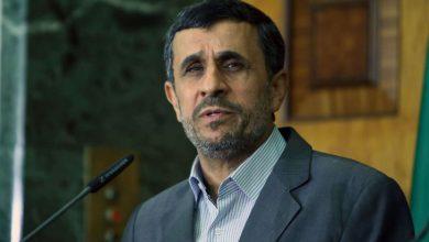 """Photo of أحمدي نجاد: مسؤول مكافحة التجسس الإسرائيلي في الاستخبارات الإيرانية كان """"عميلا"""" لتل أبيب"""