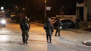 Photo of القدس: مواجهات ليلية في مناطق مختلفة بالقدس المحتلة